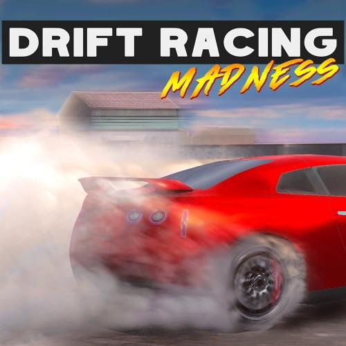Drift Racing Madness switch box art