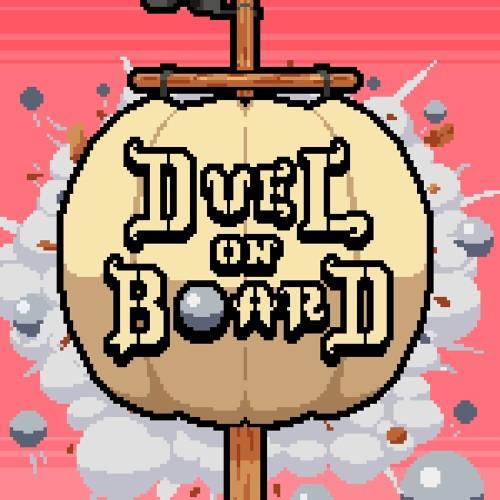 Duel on Board switch box art