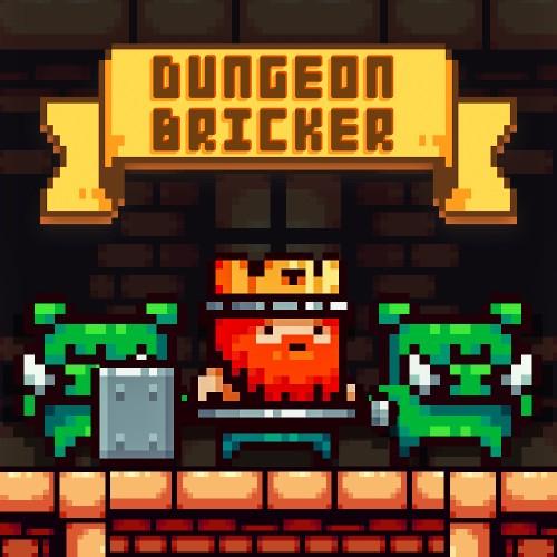 Dungeon Bricker switch box art