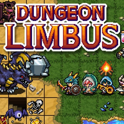 Dungeon Limbus switch box art