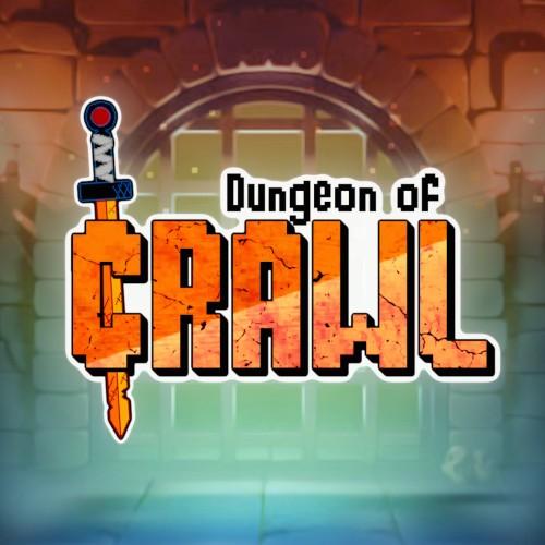 Dungeon of Crawl switch box art