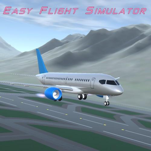 Easy Flight Simulator switch box art