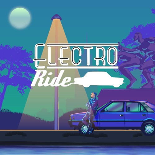 Electro Ride: The Neon Racing switch box art