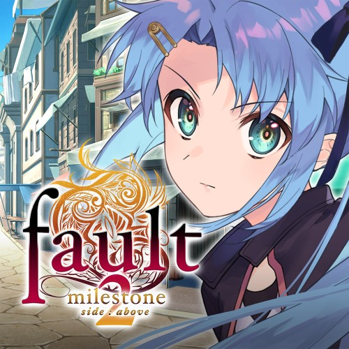 fault - milestone two side: above switch box art