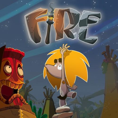 Fire: Ungh's Quest switch box art