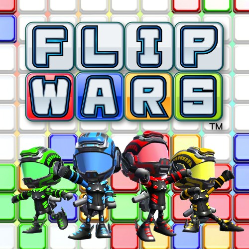 Flip Wars switch box art