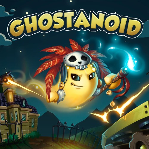 Ghostanoid switch box art