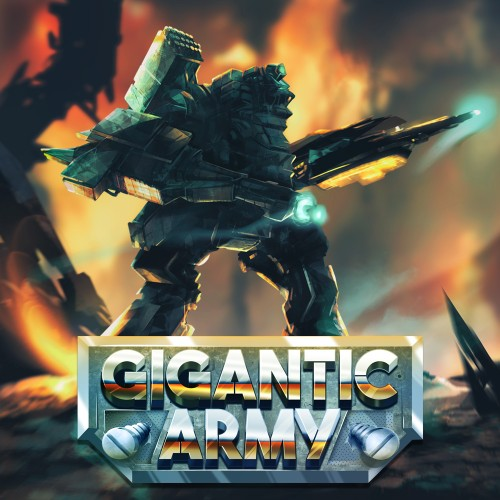 GIGANTIC ARMY