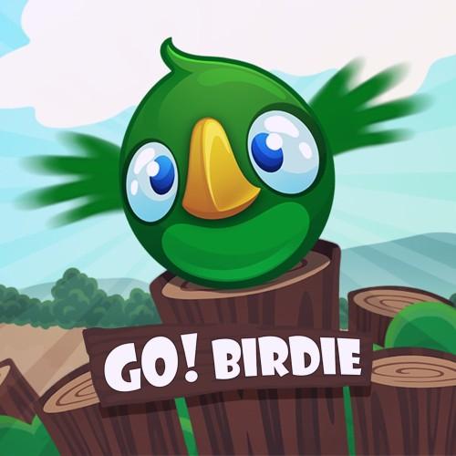Go! Birdie switch box art