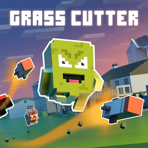 Grass Cutter — Mutated Lawns