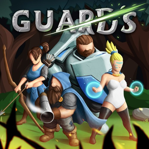 Guards switch box art