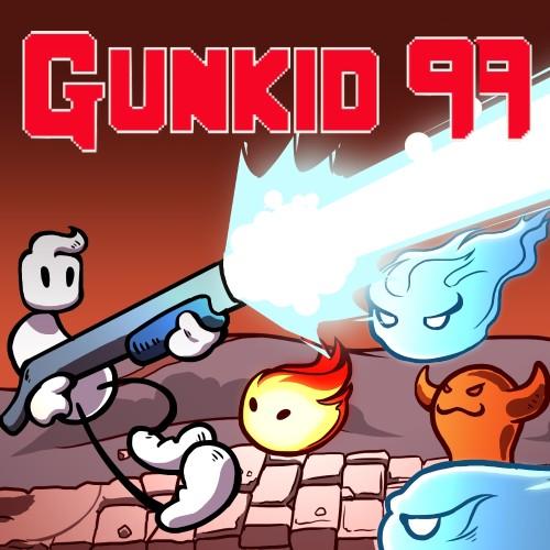 GUNKID 99 switch box art