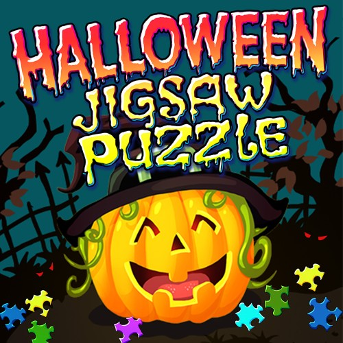 Halloween Jigsaw Puzzles - Puzzle Game for Kids & Toddlers switch box art