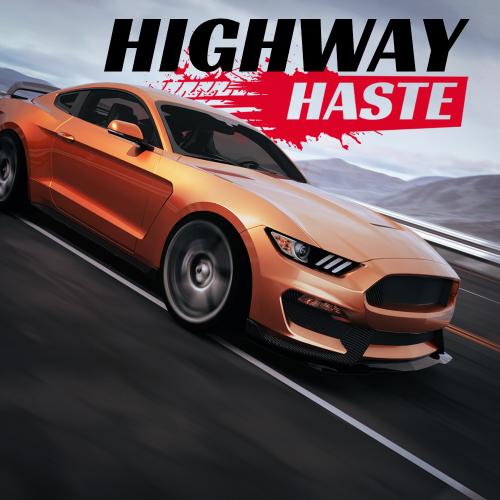 Highway Haste switch box art
