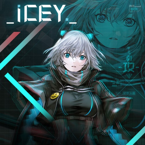 ICEY switch box art