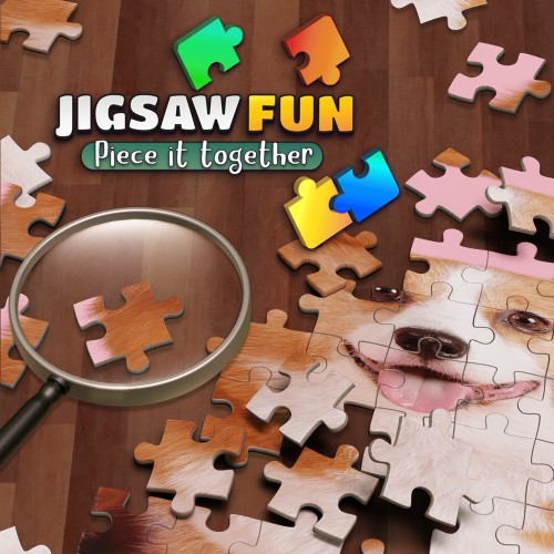 Jigsaw Fun: Piece It Together! switch box art