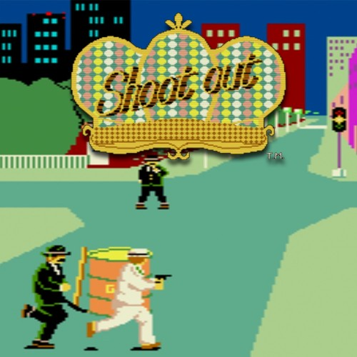 Johnny Turbo's Arcade: Shoot Out