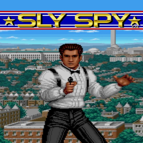 Johnny Turbo's Arcade: Sly Spy
