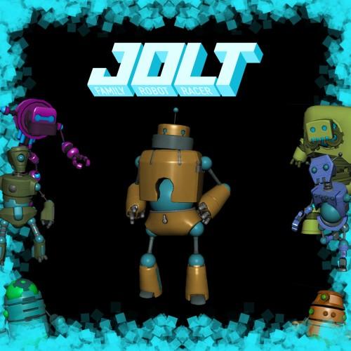 Jolt Family Robot Racer