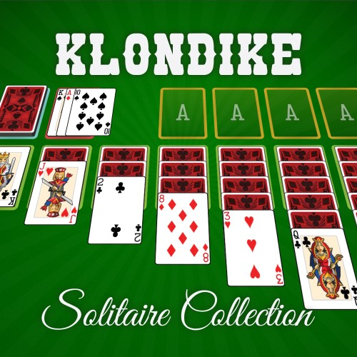 Klondike Solitaire Collection switch box art