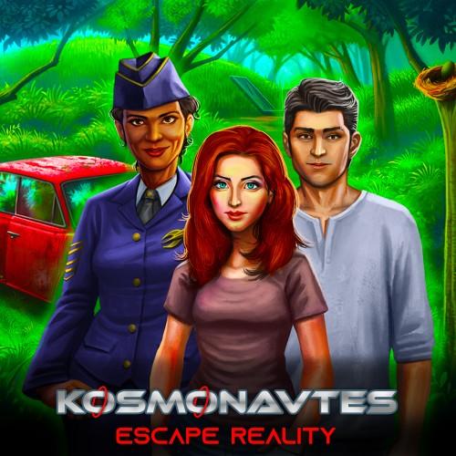 Kosmonavtes: Escape Reality switch box art