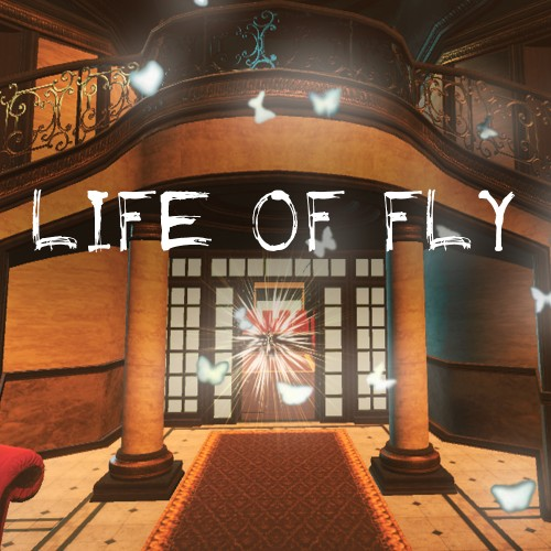 Life of Fly switch box art