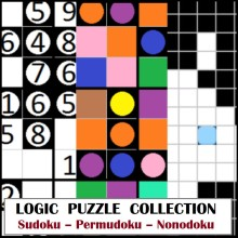 Logic Puzzle Collection: Sudoku - Permudoku - Nonodoku