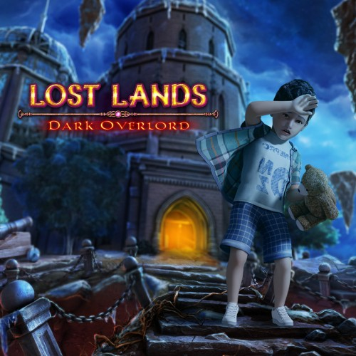Lost Lands: Dark Overlord switch box art