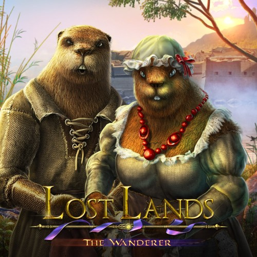 Lost Lands: The Wanderer switch box art
