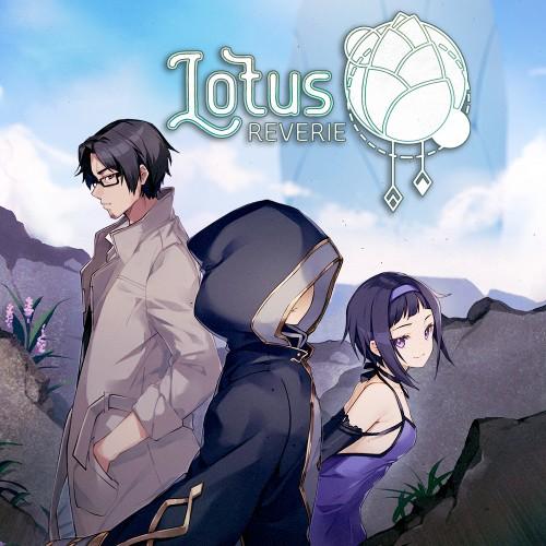 Lotus Reverie: First Nexus switch box art