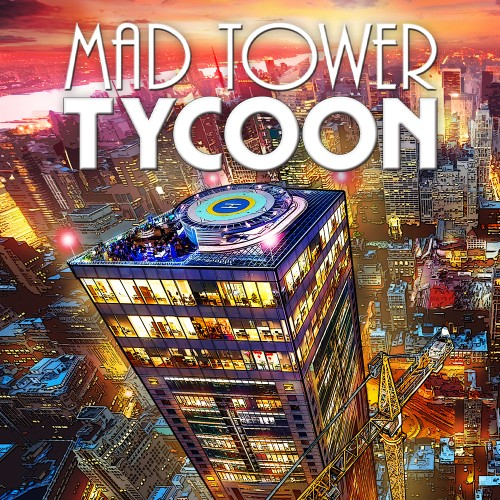 Mad Tower Tycoon switch box art