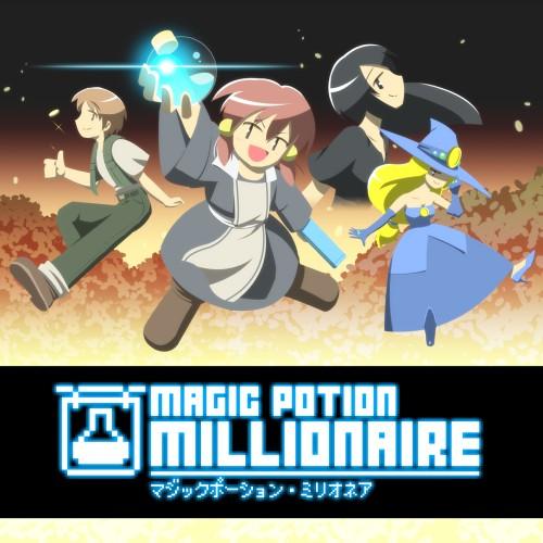 Magic Potion Millionaire switch box art