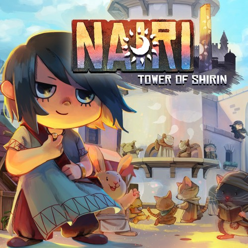 NAIRI: Tower of Shirin