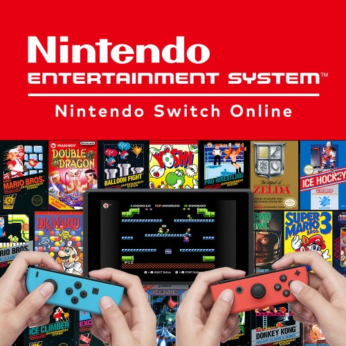 Nintendo Entertainment System - Nintendo Switch Online switch box art