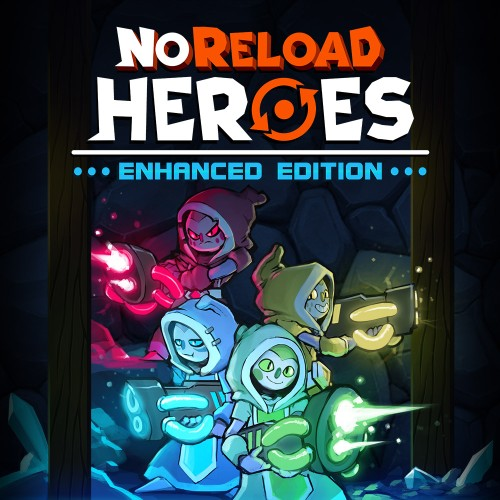 NoReload Heroes Enhanced Edition switch box art