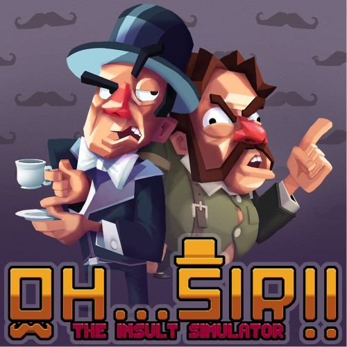 Oh...Sir!! The Insult Simulator