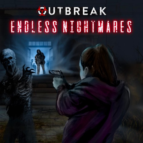 Outbreak: Endless Nightmares switch box art