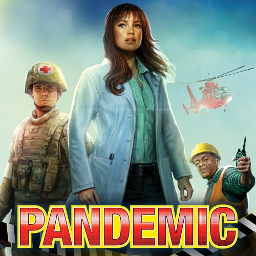 Pandemic switch box art