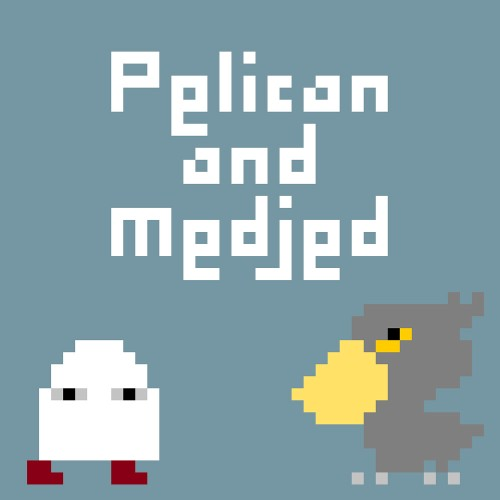 Pelican and Medjed