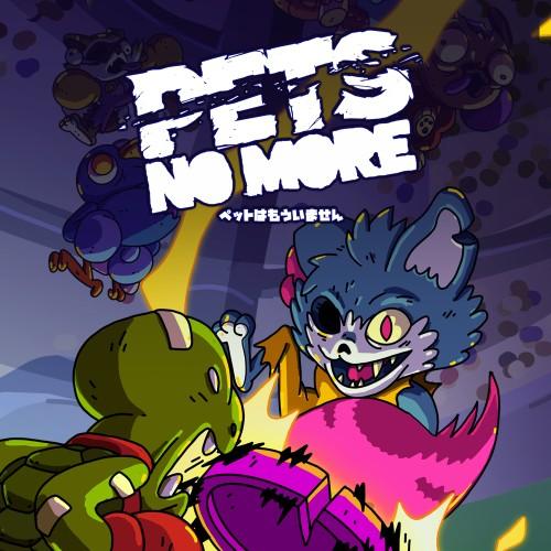 Pets No More switch box art