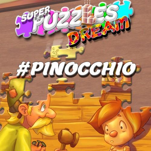 #pinocchio, Super Puzzles Dream switch box art