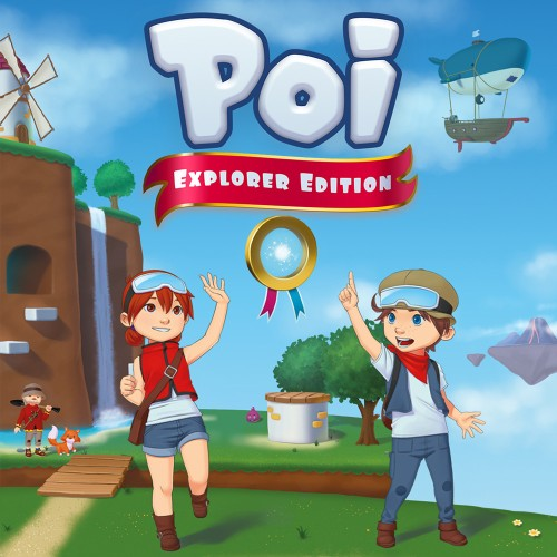 Poi: Explorer Edition