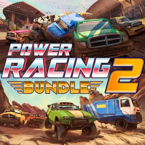 Power Racing Bundle 2 switch box art