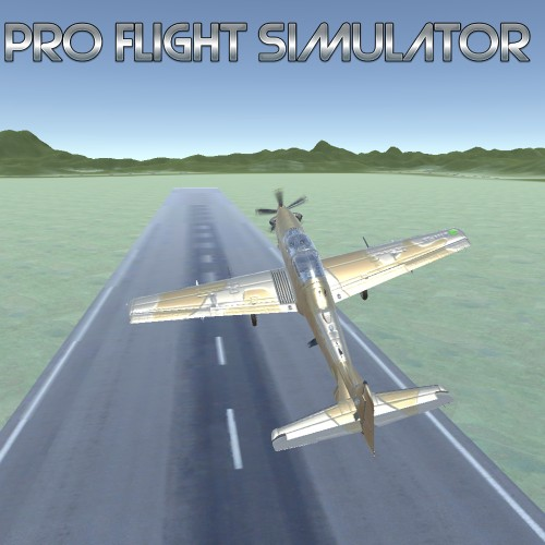 Pro Flight Simulator switch box art