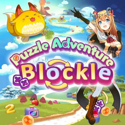 Puzzle Adventure Blockle