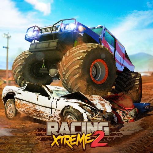 Racing Xtreme 2 switch box art