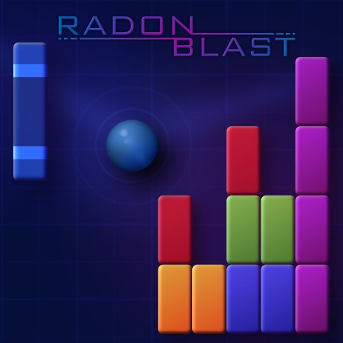 Radon Blast switch box art