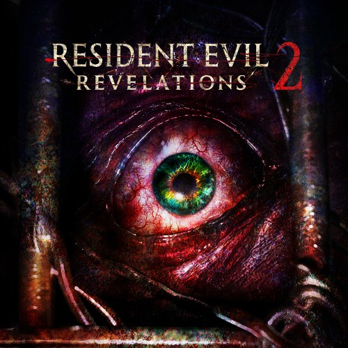 Resident Evil Revelations 2 switch box art