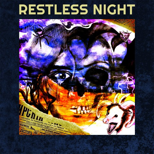 Restless Night switch box art