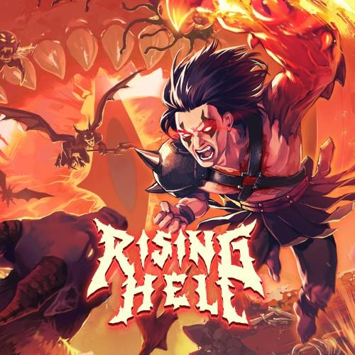 Rising Hell switch box art